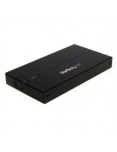 StarTech.com 2.5in USB 3.0 SATA Hard Drive Enclosure - 9.5/12.5mm HDD Startech SAT2510B12U3 - 1