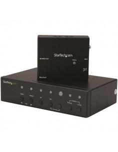 StarTech.com HDBaseT-förlängare med flera ingångar och inbyggd switch - DisplayPort, VGA HDMI över CAT5 eller CAT6 upp till 4K S