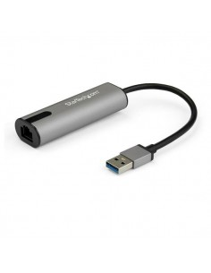 StarTech.com 2.5GbE USB A to Ethernet Adapter - NBASE-T NIC 3.0 Type 2.5 GbE /1 Multi Speed Gigabit Network 3.1 Laptop RJ45/LAN