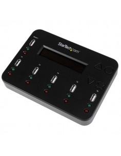 StarTech.com Standalone 1:5 USB Flash Drive Duplicator and Eraser – Copier Startech USBDUP15 - 1