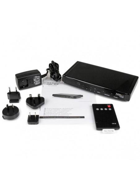 StarTech.com VS410HDMIE videokytkin HDMI Startech VS410HDMIE - 4