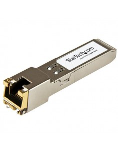 StarTech.com Brocade XBR-000190 Compatible SFP Module - 1000BASE-T to RJ45 Cat6/Cat5e 1GE Gigabit Ethernet RJ-45 100m Startech X