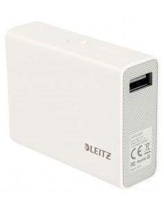 Leitz 65270001 power bank Lithium-Ion (Li-Ion) 6000 mAh White Kensington 65270001 - 1