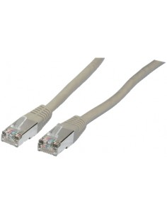Vedimedia V8023681 nätverkskablar Grå 3 m Cat6 Vedimedia V8023681 - 1