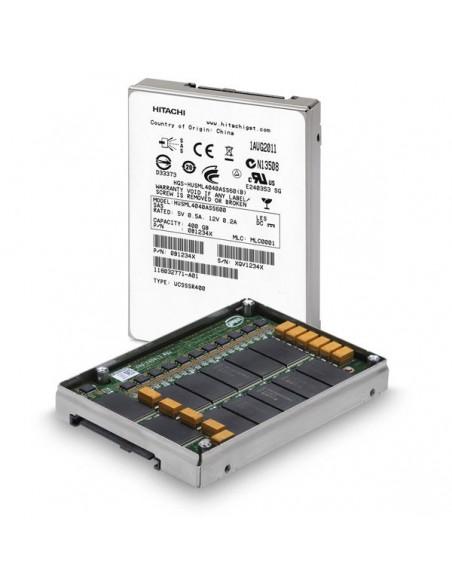 """Western Digital 0B26577 SSD-massamuisti 2.5"""" 200 GB SAS MLC Hgst 0B26577 - 3"""