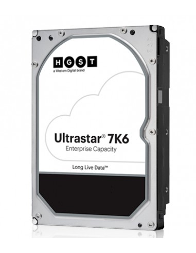 "Western Digital Ultrastar 7K6 3.5"" 4000 GB SAS Hgst 0B36017 - 1"