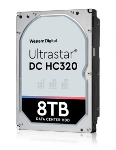 "Western Digital Ultrastar DC HC320 3.5"" 8000 GB Serial ATA III Hgst 0B36404 - 1"