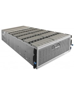 Western Digital 4U60-24 G1 240TB nTAA SAS 512E ISE disk array Rack (4U) Silver Hgst 1ES0118 - 1