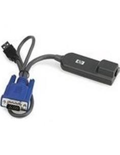 Hewlett Packard Enterprise JD535A USB Rj-45 Black Hp 664009-B21 - 1