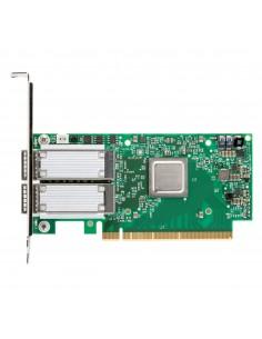 Hewlett Packard Enterprise InfiniBand EDR/Ethernet 100Gb 2-port 841QSFP28 Ethernet / Fiber 100000 Mbit/s Sisäinen Hp 872726-B21