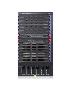 Hewlett Packard Enterprise Intellijack 10512 Hallittu L3+ Musta Hp JC748A - 1