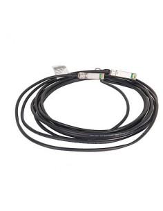 Hewlett Packard Enterprise X240 10G SFP+ 7m DAC verkkokaapeli Musta Hp JC784C - 1