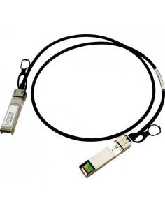 Hewlett Packard Enterprise X240 10G SFP+ 0.65m DAC nätverkskablar Svart 0.65 m Hp JD095C - 1