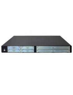 Hewlett Packard Enterprise MSR3024 kabelansluten router Gigabit Ethernet Svart Hp JG406A#ABA - 1