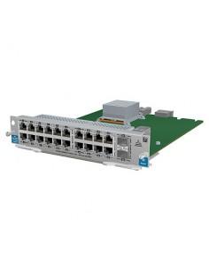 Hewlett Packard Enterprise 5930 24-port SFP+ / 2-port QSFP+ with MacSec Module verkkokytkinmoduuli Hp JH181A - 1