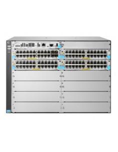 Hewlett Packard Enterprise 5412R 92GT PoE+ & 4-port SFP+ (No PSU) v3 zl2 hanterad L3 Gigabit Ethernet (10/100/1000) Hp JL001A -