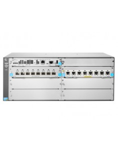 Hewlett Packard Enterprise 5406R Gigabit Ethernet (10/100/1000) Silver Hp JL002A - 1