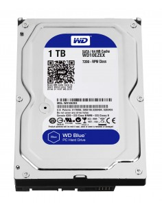 "Western Digital Blue 3.5"" 1000 GB Serial ATA III Western Digital WD10EZEX - 1"