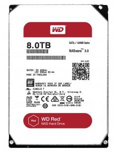 "Western Digital Red 3.5"" 8000 GB Serial ATA III Western Digital WD80EFZX - 1"