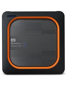Western Digital My Passport 1000 GB Wi-Fi Harmaa Western Digital WDBAMJ0010BGY-EESN - 1