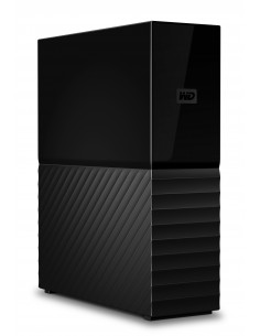 Western Digital My Book external hard drive 8000 GB Black Western Digital WDBBGB0080HBK-EESN - 1