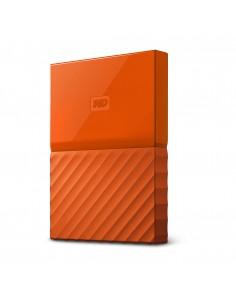 Western Digital My Passport external hard drive 4000 GB Orange Western Digital WDBYFT0040BOR-EEEX - 1