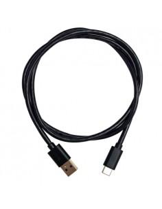 QNAP USB 3.0 5G 1M(3.3FT) TYPE-A TO TYPE-C CABLE USB-kablar 3.2 Gen 1 (3.1 1) A C Svart Qnap CAB-U35G10MAC - 1