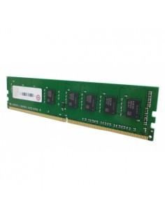 QNAP RAM-4GDR4ECP0-UD-2666 muistimoduuli 4 GB 1 x DDR4 2666 MHz ECC Qnap RAM4GDR4ECP0UD2666 - 1