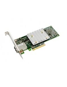 Microsemi HBA 1100-8e liitäntäkortti/-sovitin Sisäinen Mini-SAS HD Microsemi Storage Solution 2293300-R - 1