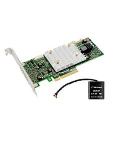 Microsemi SmartRAID 3151-4i RAID-ohjain PCI Express x8 3.0 12 Gbit/s Microsemi Storage Solution 2294900-R - 1