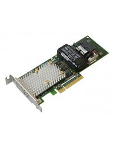 Microsemi SmartRAID 3162-8i /e RAID controller PCI Express x8 3.0 12 Gbit/s Microsemi Storage Solution 2299600-R - 1