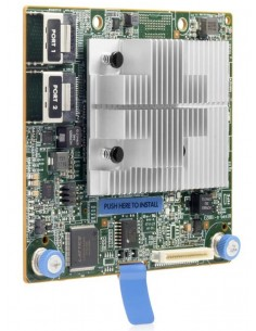 Hewlett Packard Enterprise SmartArray E208i-a SR Gen10 RAID-kontrollerkort 12 Gbit/s Hp 804326-B21 - 1