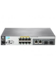 Hewlett Packard Enterprise Aruba 2530 8 PoE+ Internal PS Hallittu L2 Fast Ethernet (10/100) Power over -tuki 1U Harmaa Hp JL070A