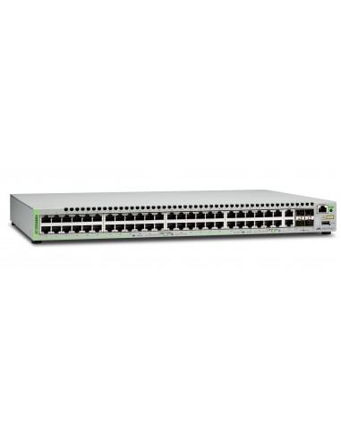 Allied Telesis AT-GS948MX-50 Hallittu L2 Gigabit Ethernet (10/100/1000) Harmaa Allied Telesis AT-GS948MX-50 - 1