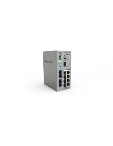 Allied Telesis AT-IA810M-80 Managed L2 Fast Ethernet (10/100) Grey Allied Telesis AT-IA810M-80 - 1