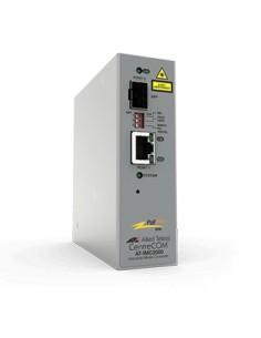 Allied Telesis AT-IMC2000TP/SP-980 mediakonverterare för nätverk 1000 Mbit/s 850 nm Grå Allied Telesis AT-IMC2000TP/SP-980 - 1