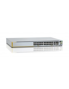 Allied Telesis AT-X310-26FP-30 network switch Managed L3 Gigabit Ethernet (10/100/1000) Power over (PoE) Grey Allied Telesis AT-
