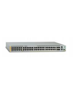 Allied Telesis AT-x930-52GPX Hallittu L3 Gigabit Ethernet (10/100/1000) Power over -tuki Harmaa Allied Telesis AT-X930-52GPX - 1