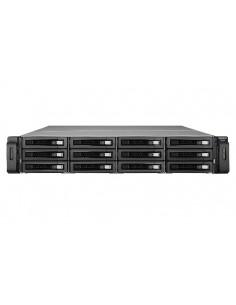QNAP REXP-1220U-RP levyjärjestelmä Teline ( 2U ) Musta Qnap REXP-1220U-RP - 1