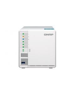 QNAP TS-351 NAS Tower Ethernet LAN Valkoinen J1800 Qnap TS-351-2G - 1