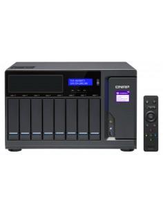 QNAP TVS-882BRT3 i5-7500 Ethernet LAN Tower Musta NAS Qnap TVS-882BRT3-I5-16G - 1