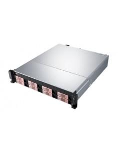 Fujitsu CELVIN NAS QR1006 Ethernet LAN Teline ( 1U ) Musta, Hopea Fujitsu Technology Solutions S26341-F107-L946 - 1