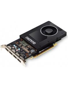 Fujitsu S26361-F2222-L205 näytönohjain Quadro P2200 5 GB GDDR5X Fujitsu Technology Solutions S26361-F2222-L205 - 1