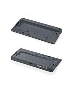 Fujitsu S26391-F1557-L110 dockningsstationer för bärbara datorer Dockning Svart Fujitsu Technology Solutions S26391-F1557-L110 -