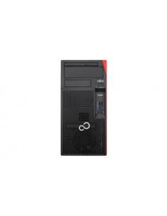 Fujitsu ESPRIMO P558 i5-9400 Micro Tower 9th gen Intel® Core™ i5 8 GB DDR4-SDRAM 256 SSD Windows 10 Pro PC Black Fujitsu Technol