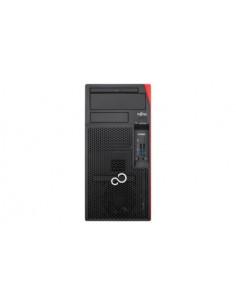 Fujitsu ESPRIMO P758 i5-9400 Skrivbord 9:e generationens Intel® Core™ i5 8 GB DDR4-SDRAM 256 SSD Windows 10 Pro PC Svart Fujitsu