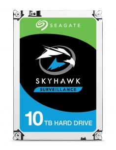 "Seagate SkyHawk AI 3.5"" 10000 GB Serial ATA III Seagate ST10000VE0008 - 1"