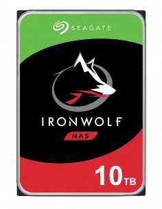 "Seagate NAS HDD IronWolf 3.5"" 10000 GB Serial ATA III Seagate ST10000VN0008 - 1"