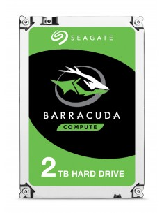 "Seagate Barracuda ST2000DM008 internal hard drive 3.5"" 2000 GB Serial ATA III Seagate ST2000DM008 - 1"