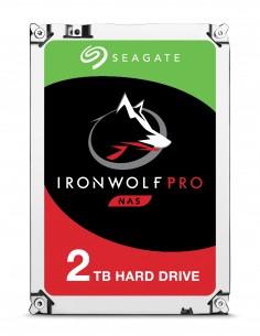 "Seagate IronWolf ST2000NE0025 internal hard drive 3.5"" 2000 GB Serial ATA III Seagate ST2000NE0025 - 1"